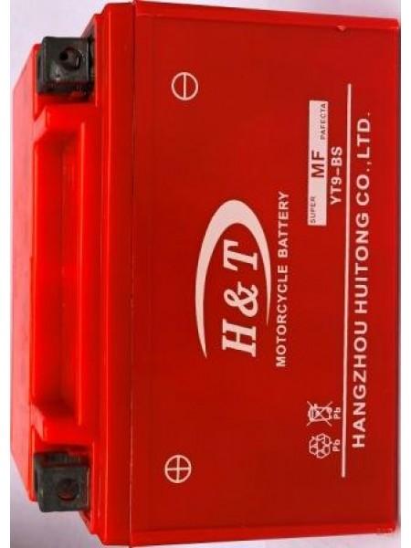 "АКБ 12V 9А YT9-BS ""HT"" (GEL) оранжевый 106x86x150"